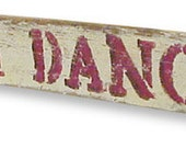 Barn Dance. FREE SHIPPING IN U.S.   I hand painted on old Tennessee barn wood