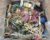 Fabulous 16lbs of Broken Jewelry Hobby & Crafters Lot