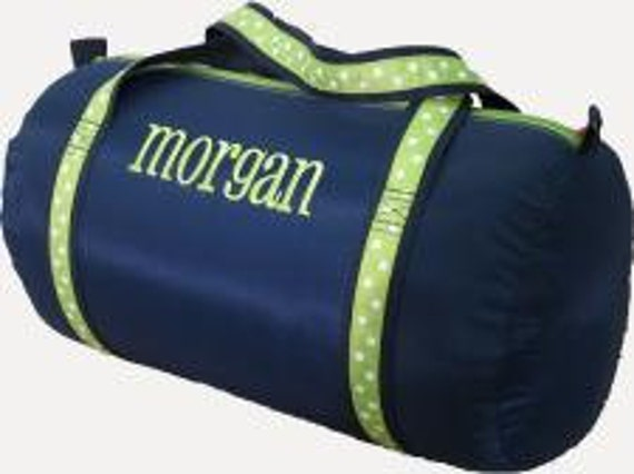 Personalized - Med Dance Duffle Bag - Add Your Name /FREE