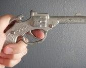 Vintage toy cap gun - Aussie made