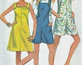 Vintage Womens Jumper Pattern 1960s