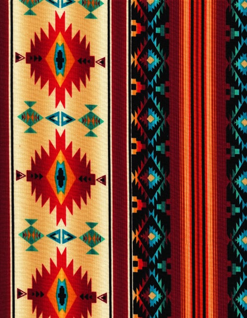 Timeless Treasures Fabric Southwest Sunset Collection