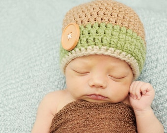 crochet baby hat, crochet kids hat, crochet beanie, boys hat, crochet boys hat, newborn boy hat