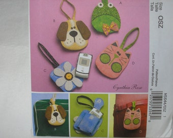 McCalls 5644 Cell Phone Case Pattern