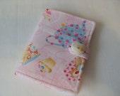 Custom Teabag wallet for Sarah