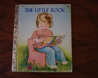 The Little Book, Vintage Golden Book