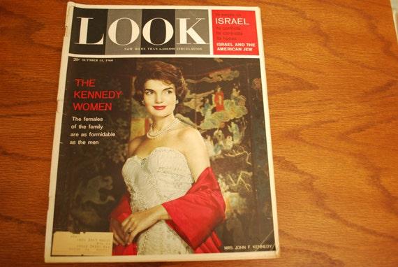 October 11,1968 Look Magazine