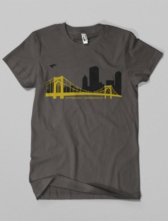 Pittsburgh Browncoats T-shirt