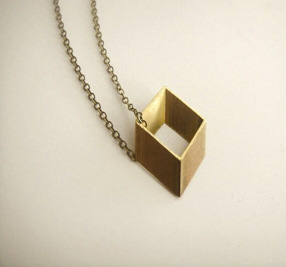 Escher I Necklace