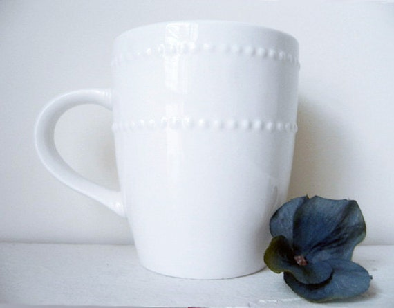 Personalized Cup - Hand Painted Coffee Cup - Custom