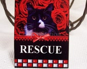 The Rescue Aceo 100% CHARITY DONATION