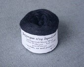Midnight 2/24 SuperLamb Wool Thread