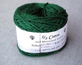 Wintergreen 3/2 Mercerized Cotton