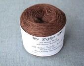 Sable 2/18 Zephyr Wool/Silk Yarn