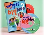 DVD (Children Pre-K) Educational Entertainment Develops Social and Emotional Skills