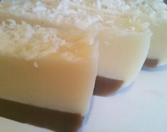 Creamy Coconut Goat Milk Soap