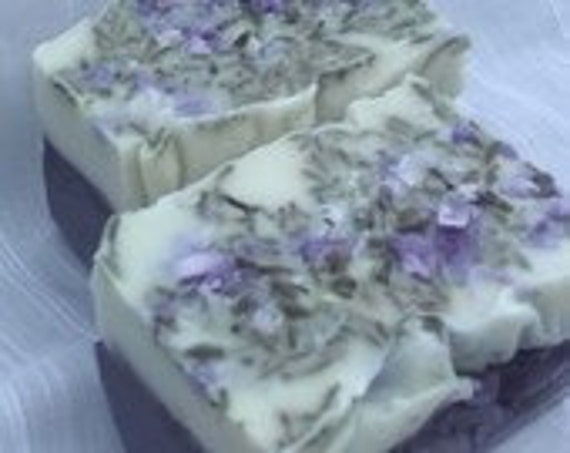 Blueberry Soap, Lavender Soap, Goat Milk Soap