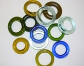 Assorted Color Bottle Rings