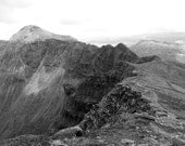 SALE ITEM: Scottish Mountains Photographic Print