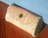 YbP4a - Roccoccò Wallet Pouch little purse green snap