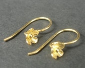 925 sterling silver lotus earwire quality earwire price for 12 pairs earwire vermeil