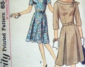 Simplicity 5038 Vintage Dress