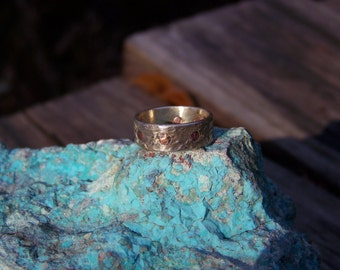 Hand made Sterling ring