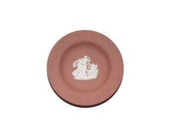 Wedgwood jasperware terracotta plate