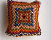 Needlepoint Pin Cushion