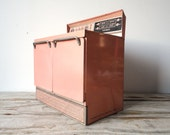 1960s Girls Mini Frigidaire Pink Oven