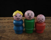 Vintage Fisher Price Little People