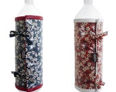 SALES Bottle cover Isotherm Liberty coated fabric Home decor Design New