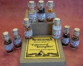 Mini Potion Ingredient Bottles 3