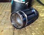 Pentax Takumar 3.5/135 Telephoto lens with case