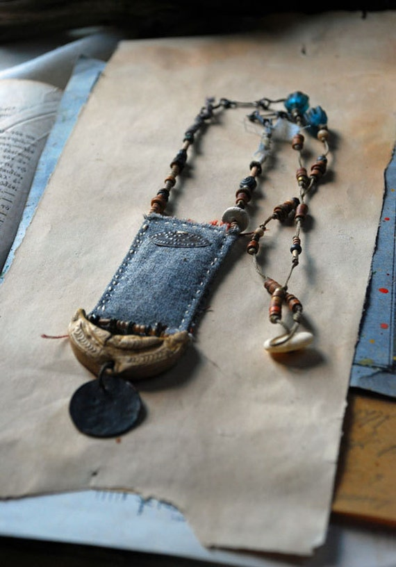 Byzantium Evil Eye Protection Necklace
