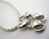 Cat Necklace - Cats In Love - Cat Jewelry