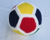 PRIVATE LISTING - 2 Colorful Soccer Balls