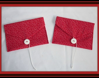 Red and White CD Cases