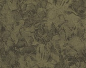 Krysta 2153d by Michael Miller Dark Green / One Half Yard End Of Bolt