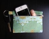 Keychain wallet in Nouveau Trees