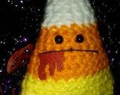 Candy Corn Apocalypse Amigurumi