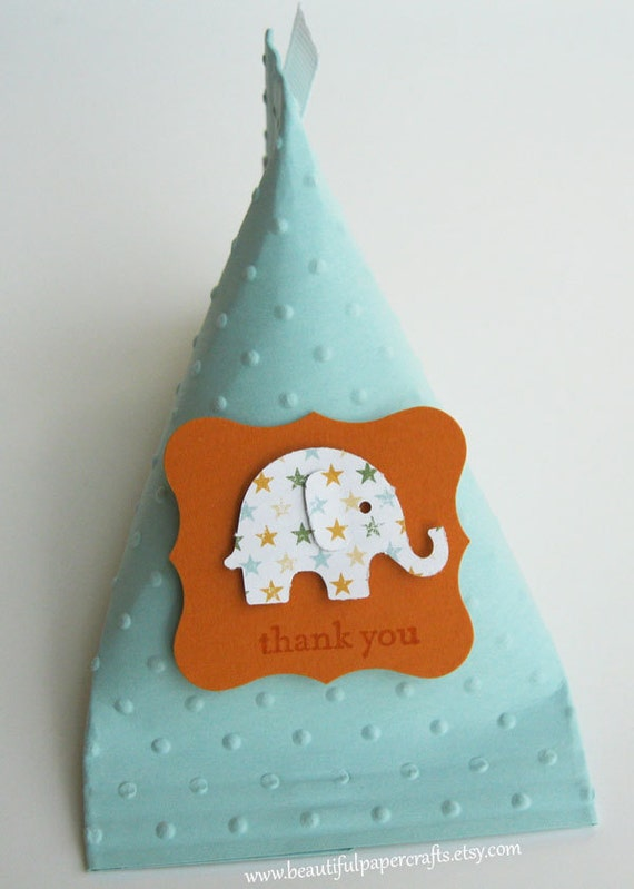 Reserved for (raveen)... Elephant Baby Shower Favors - Birthday Party Favors