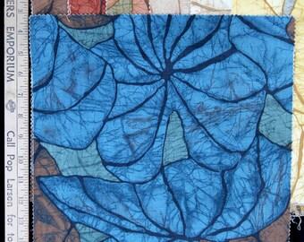 Vintage  Fabric Bundle Remnant SwatchSenegal