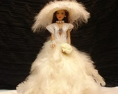 Feather Dolls/Glamour Doll/Barbie Dolls/