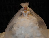 Barbie Doll/Small Doll/Large Doll/Feather Doll