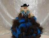 Feather Dolls/ Barbie Dolls/Glamour Dolls/Vintage Dolls
