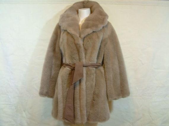 Vintage Fur Coat Darling