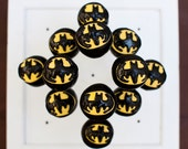 batman cake pop Birthdays / Party Favor / Sweet Table /kids
