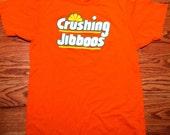 Crushing Jibboos Phish Lot T shirt - Size S