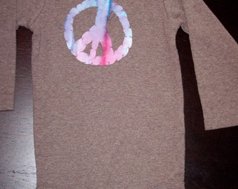 SALE! - Peace Sign Bodysuit